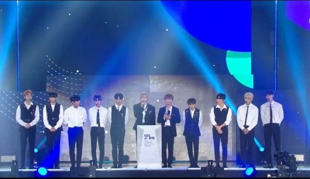 2018 Soribada Best K-Music Awards Ep 3 Cover