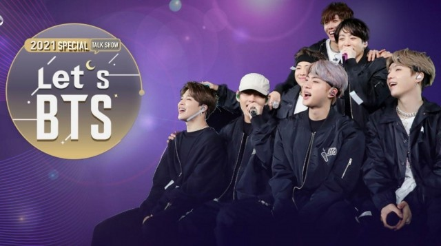 2021 Special Talk Show - Let's BTS Ep 1 Cover