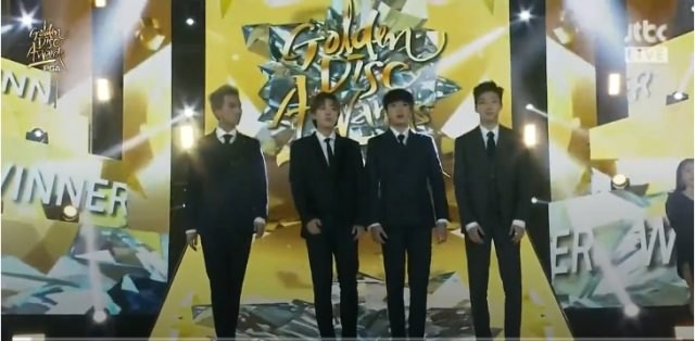 32nd Golden Disc Awards Ep 1 Cover