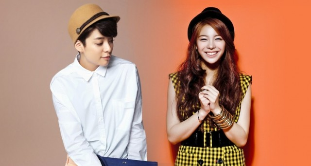 Ailee & Amber One Fine Day Ep 8 Cover