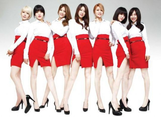 AOA One Fine Day Ep 2 Cover