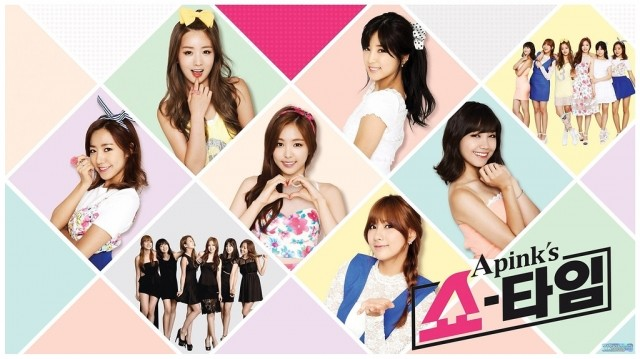 Apink Showtime Ep 5 Cover