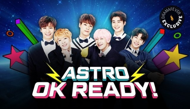 Astro Ok Ready Ep 3 Cover