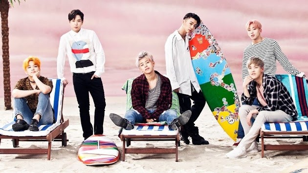 B.A.P's One Fine Day Ep 1 Cover