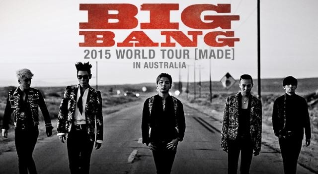 Big Bang The Beginning Ep 5 Cover