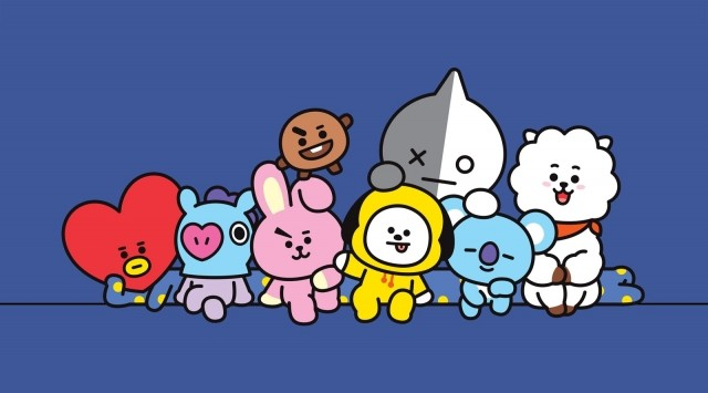 BT21 Universe Ep 7 Cover