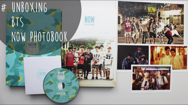BTS Now In Chicago & Thailand Ep 1 Cover