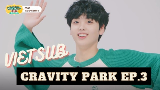 Cravity Park 3 Ep 11 Cover
