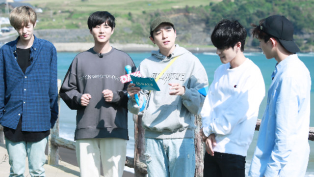 DAY6 Real Trip  in Jeju Ep 1 Cover