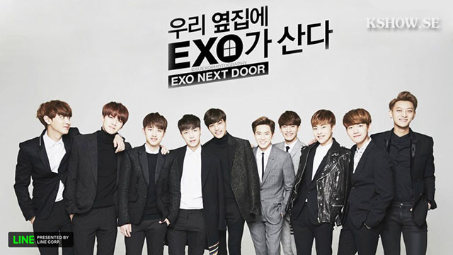 EXO Next Door Ep 13 Cover