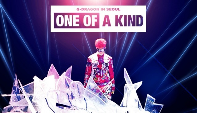 G-Dragon: 'One Of A Kind In Seoul' Ep 1 Cover