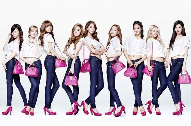 Girls Generation Ep 2 Cover