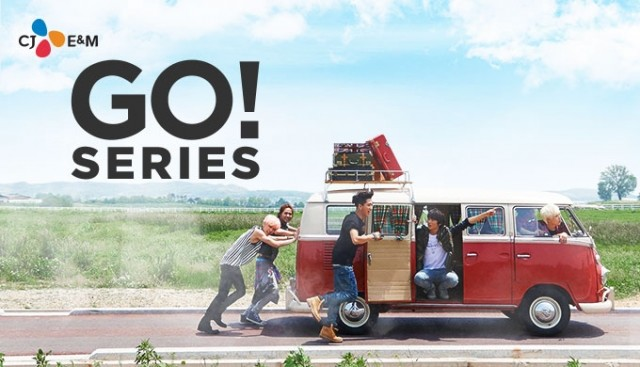 Go! Series Ep 9 Cover