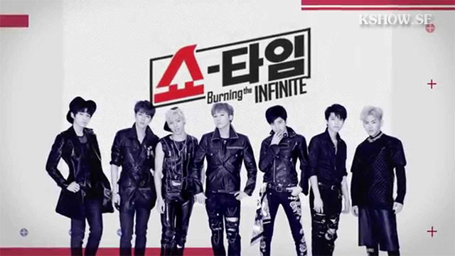 Infinite Showtime Ep 6 Cover