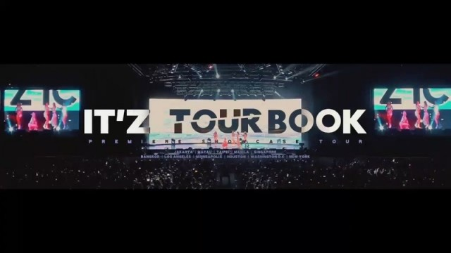 ITZY IT'z TOURBOOK Ep 7 Cover