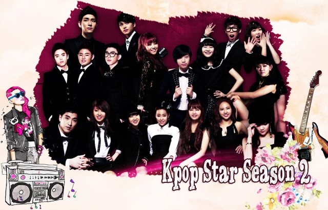 K-pop Star: Season 2 Ep 19 Cover