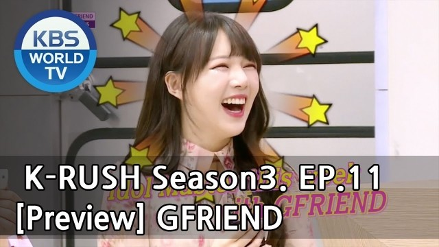 K-RUSH: Season 3 Ep 22 Cover