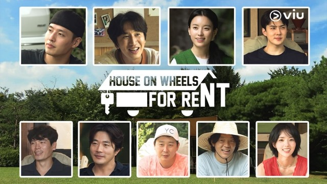 Lending You My House on Wheels Ep 1 Cover