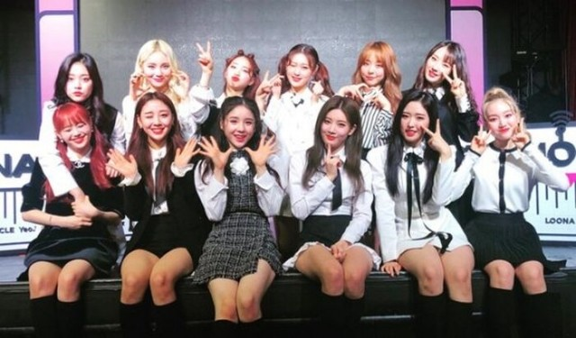 LOONA THE TAM Ep 4 Cover