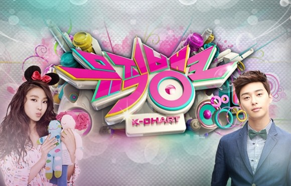 Music Bank Hot Stage Ep 44 Cover