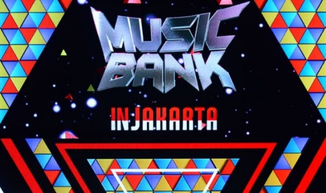 Music Bank In Jakarta Ep 1 Cover