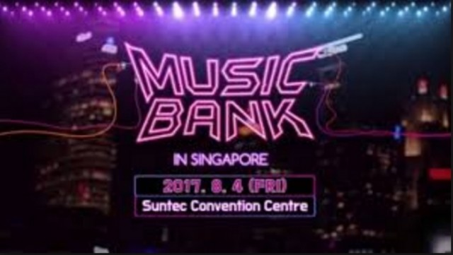 Music Bank In Singapore Ep 1 Cover
