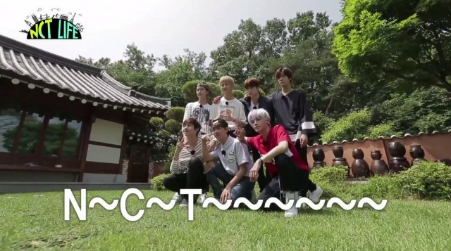 NCT Life: Team Building Activities Ep 5 Cover