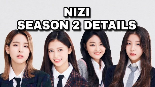 Nizi Project: Season 2 Ep 1 Cover