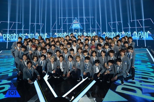 Produce 101 Japan Ep 7 Cover