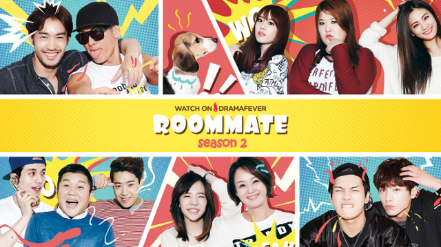 Roommate Season 2 Ep 16 Cover
