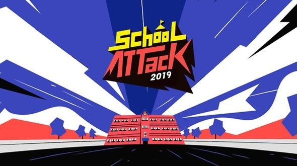 School Attack 2019 Ep 2 Cover