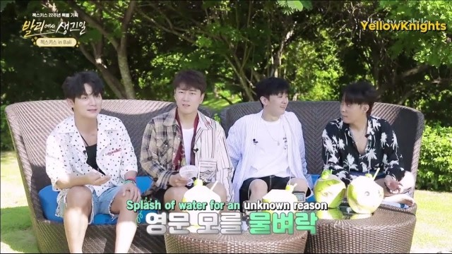 Sechskies, What Happened In Bali Ep 2 Cover