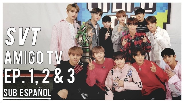 Seventeen Amigo TV Ep 1 Cover