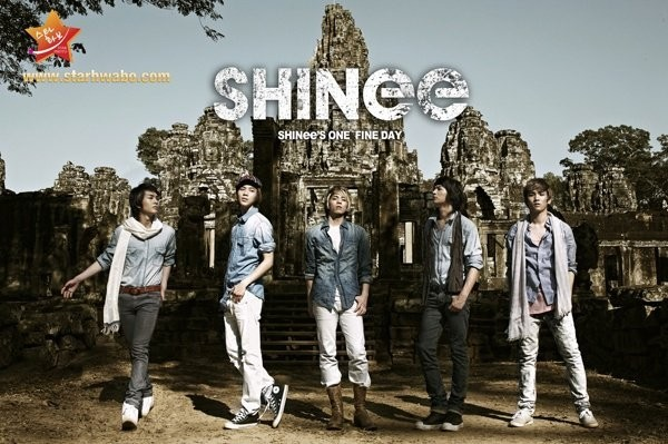 Shinee One Fine Day Ep 8 Cover