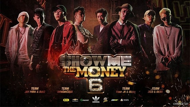 Show Me The Money Season 6 Ep 2 Cover