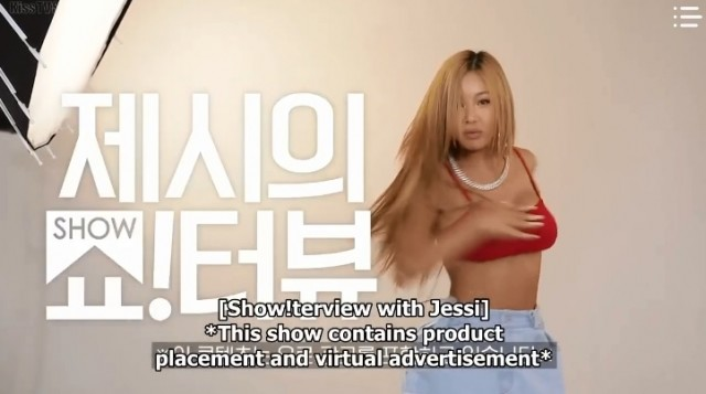 Show!terview with Jessi Ep 34 Cover