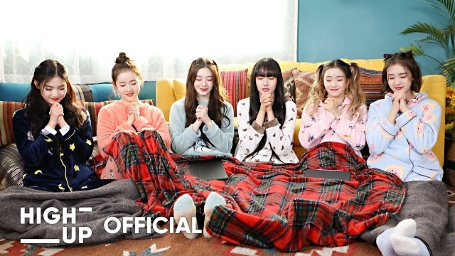 Stayc's Pajama Party Ep 1 Cover