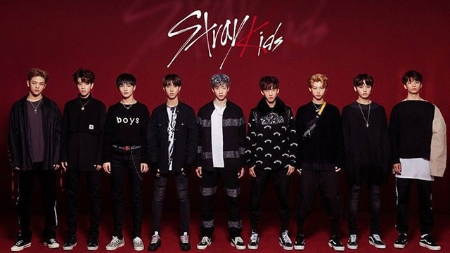Stray Kids Ep 3 Cover