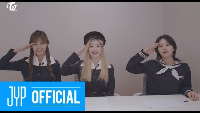 Twice TV: School Meal Club Reloaded Ep 3 Cover