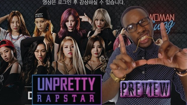 Unpretty Rapstar Season 2 Ep 1 Cover