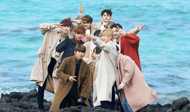 Wanna One Go In Jeju Ep 1 Cover