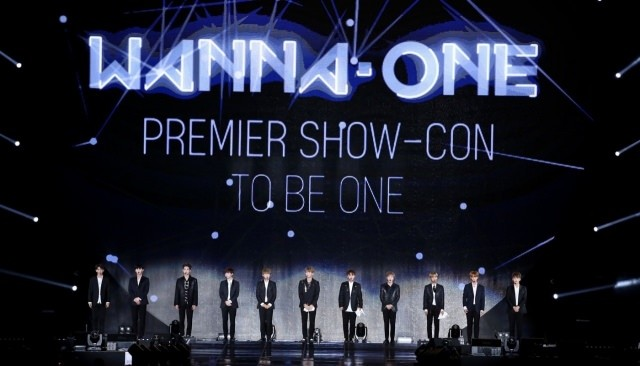 Wanna One Premier Show-Con Ep 1 Cover