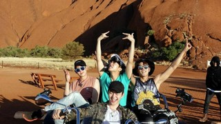 2PM Wild Beat in Australia Episode 4 Cover