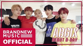 AB6IX DEBUT D-DAY cover