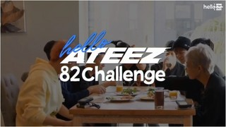 ATEEZ 82 challenge Episode 3 Cover