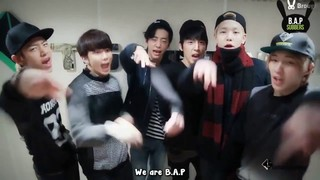 B.A.P Attack! Episode 2 Cover