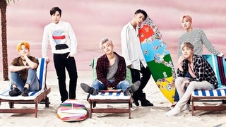 B.A.P&#39s One Fine Day Episode 4 Cover