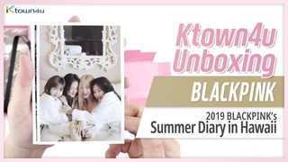 BLACKPINK Summer Diary in Hawaii cover