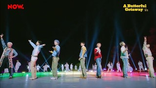 BTS COMEBACK SPECIAL: A BUTTERFLY GET AWAY with BTS cover