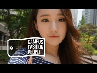 Campus Fashion People Episode 1 Cover